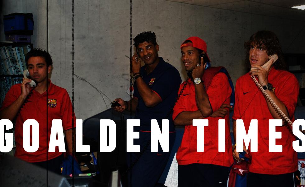 Goalden Times
