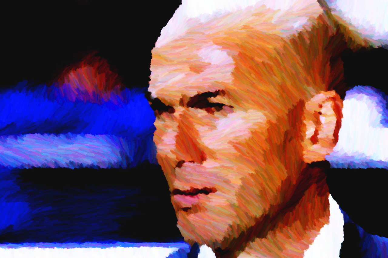 Zinedine Zidane and the touch of magic realism