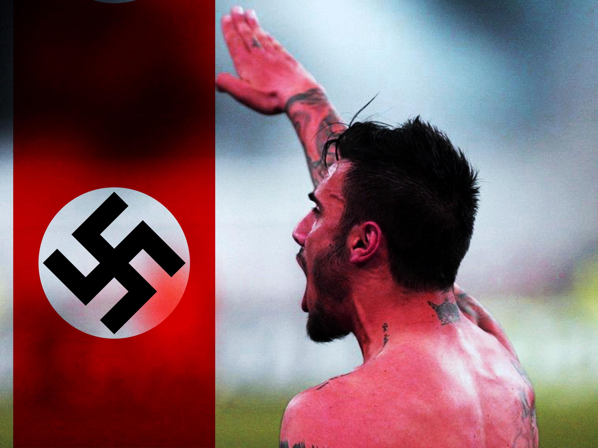 Retro Gallery: 15 Compelling Incidents of Fascist Gestures in Football Field