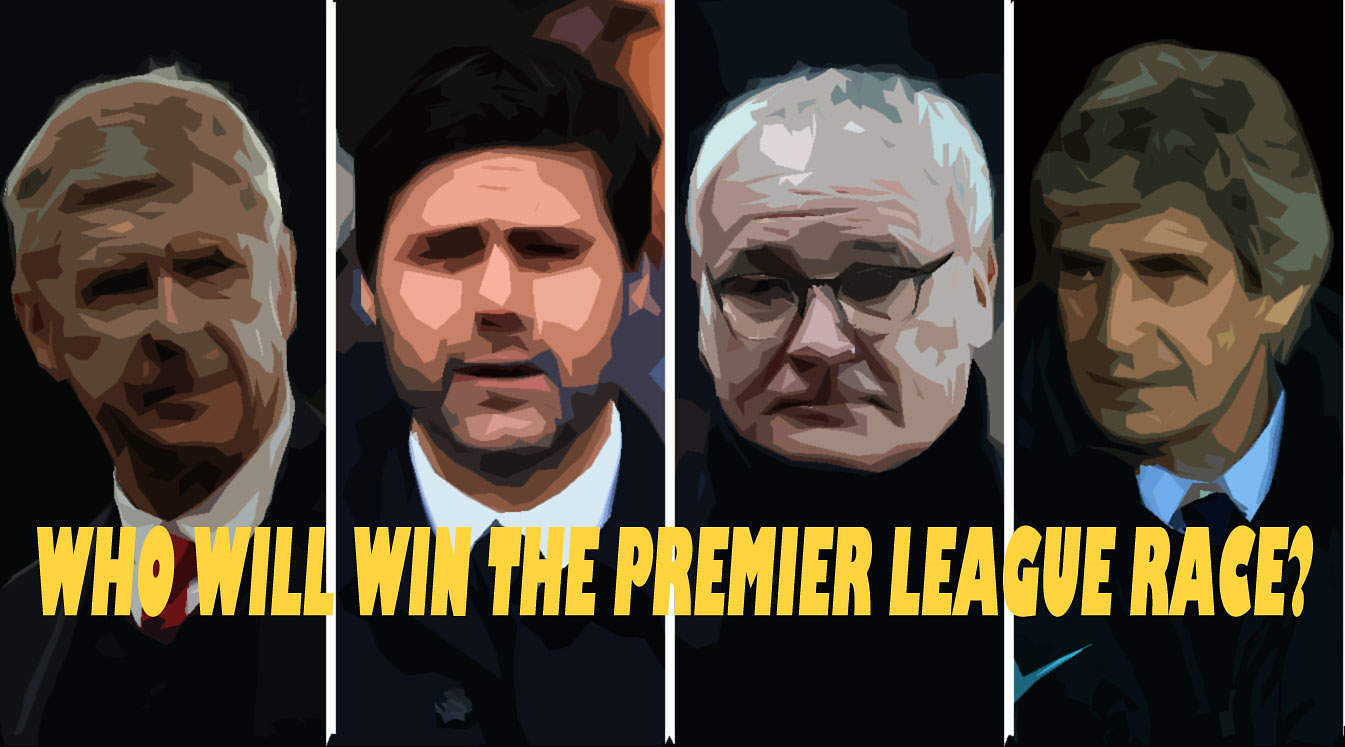 Who Will Win The Premier League Race?