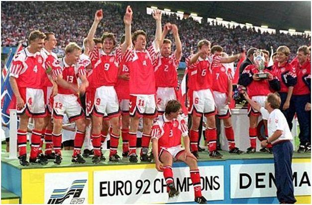 Resultado de imagen para denmark 1992 euro